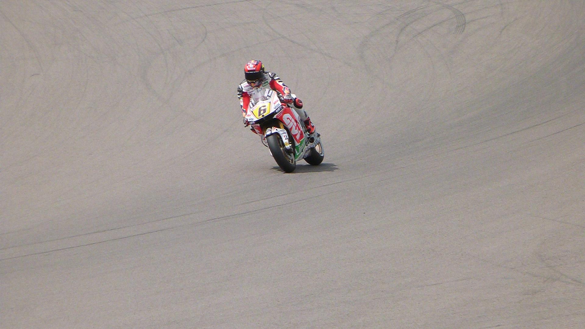 Stefan Bradl Moto GP Assen 2012