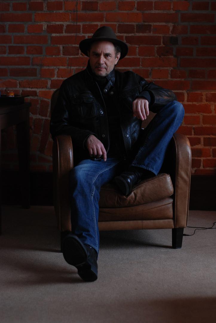 Stefan Waggershausen, Sänger und Gitarrist