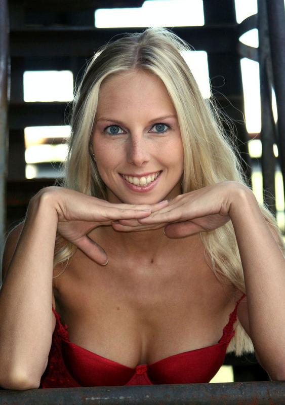 Steffi im Zollverein I