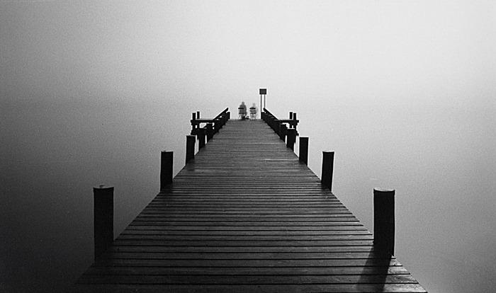 Steg am Starnberger See