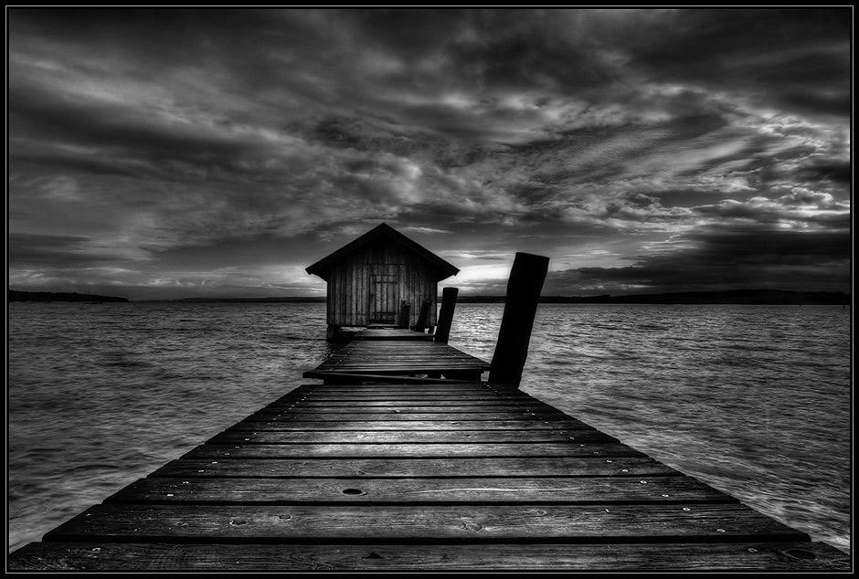 steg geschichten bild foto von barbara er aus natur schwarz weiss fotografie 6969632. Black Bedroom Furniture Sets. Home Design Ideas