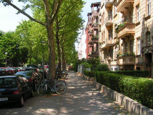Steglitz in der Forststrasse