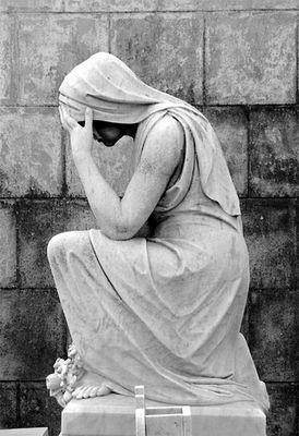Steh' nicht weinend an meinem Grab...
