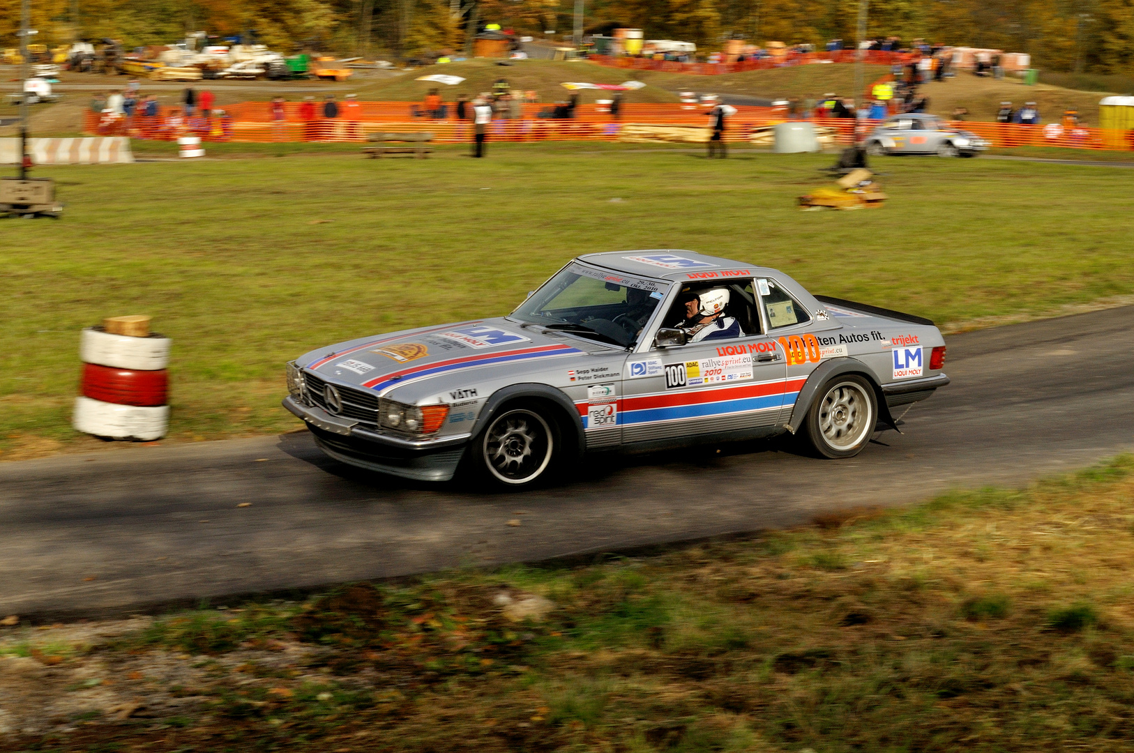 Stehr Rally-Sprint 2010 - MB