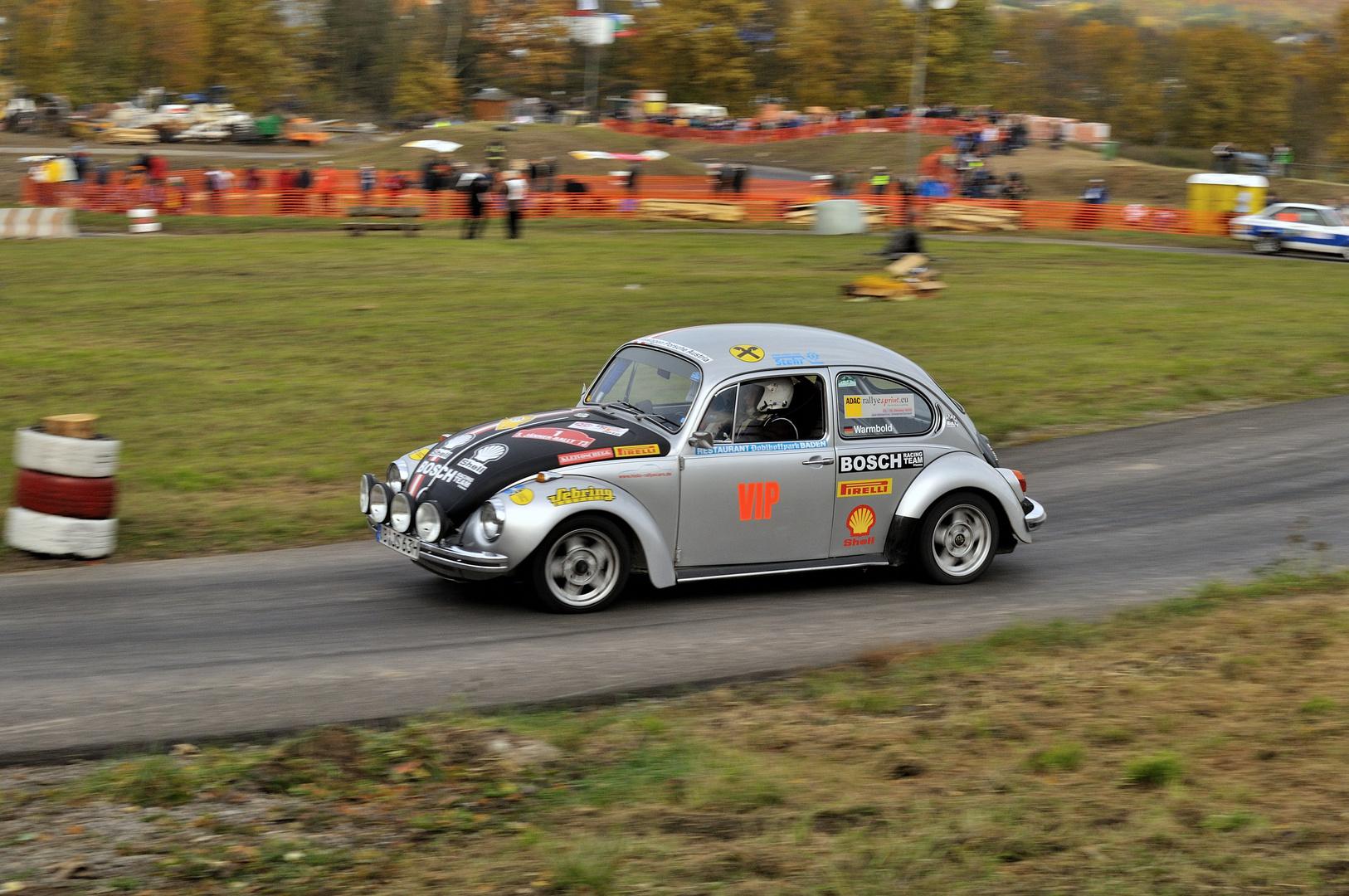 Stehr Rally-Sprint 2010 - VW Käfer