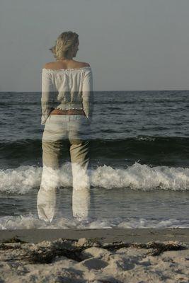 Steht ein Geist am Ufer