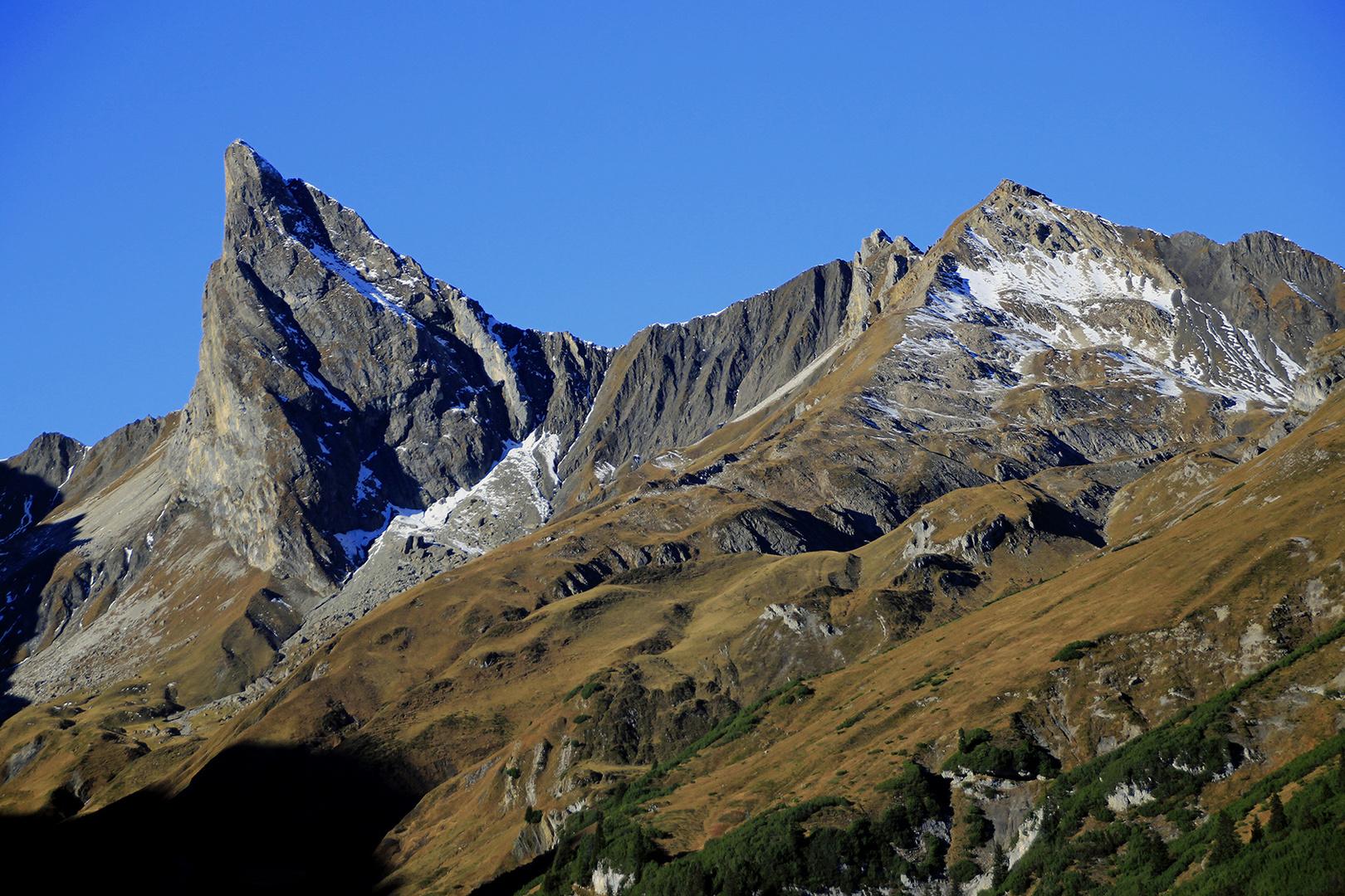 Steiler Zahn steiler zahn foto bild natur landschaft berge bilder auf