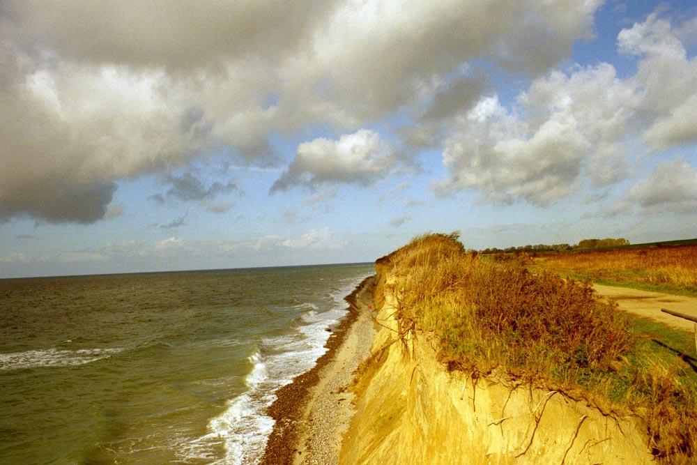 Steilküste Ahrenshoop1