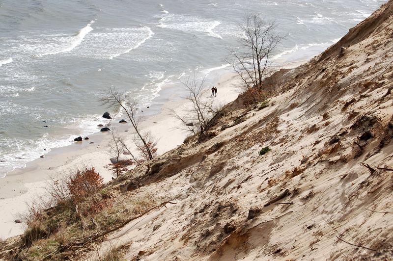 Steilküste bei Bansin