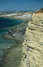 Steilküste bei Lagos (Algarve)