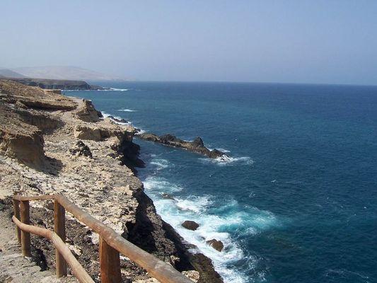 Steilküste Fuerteventura