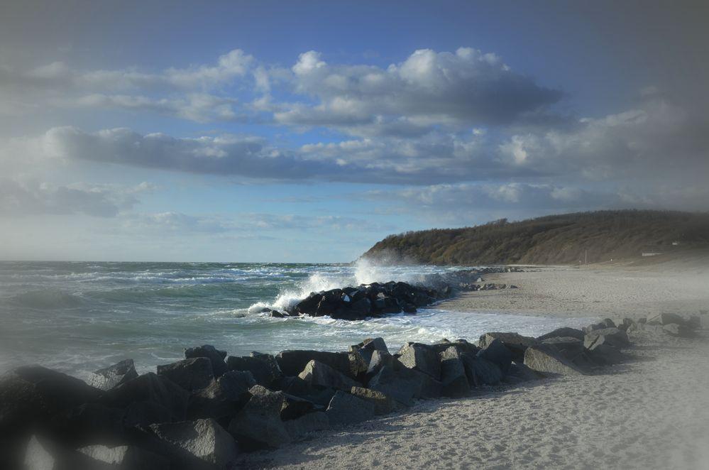 Steilküste Hiddensee