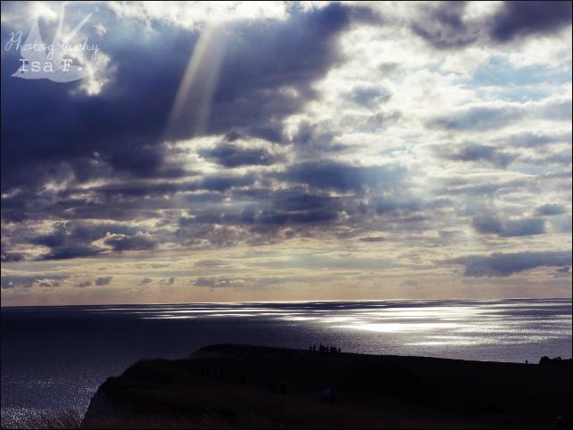 Steilküste im Süden Englands II