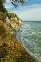 Steilküste Inselv Rügen-Cliff Coast Island Rügen