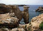 Steilküste Menorca