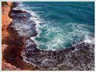 Steilküste von Cabo Roig