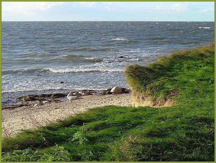 Steilküste von Rügen