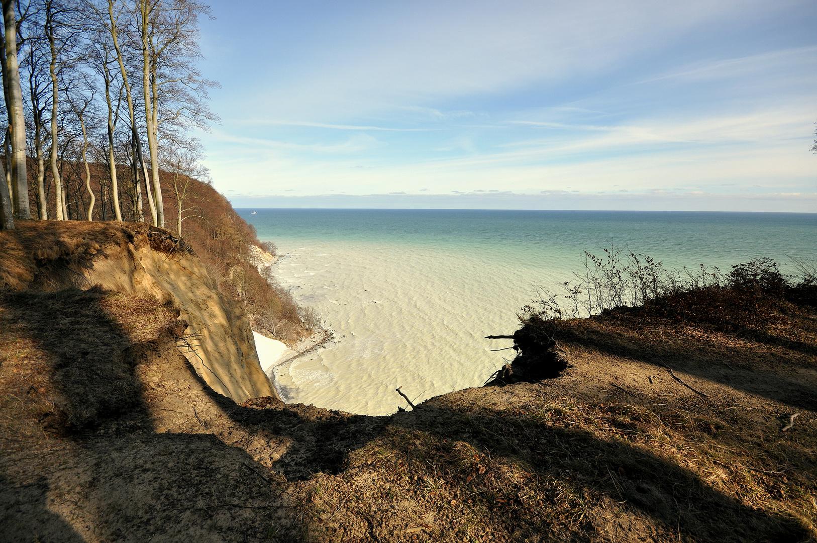Steilküstenimpression Rügen