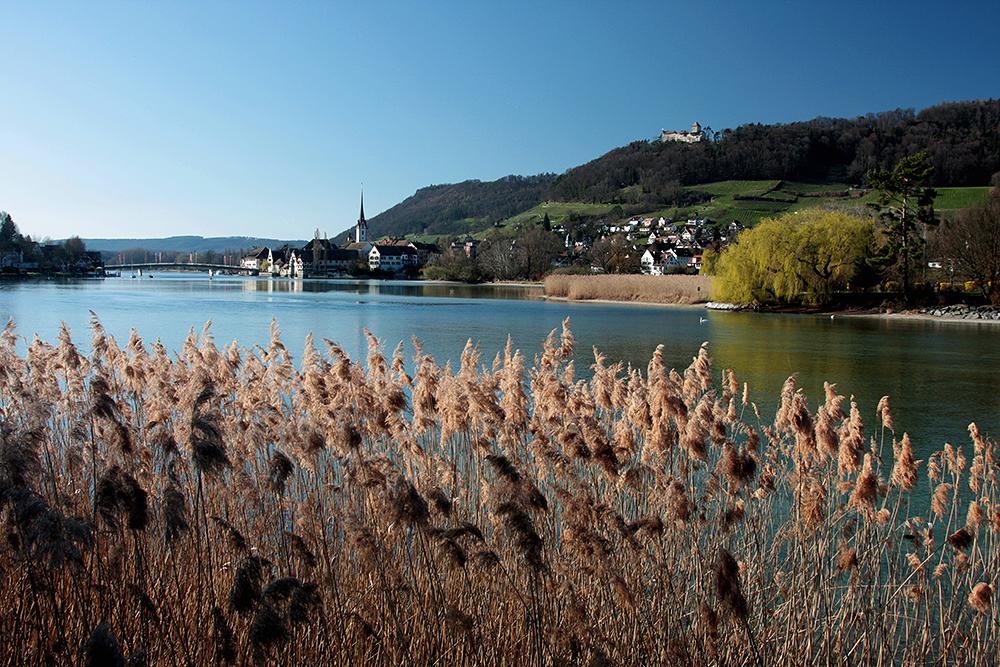 Stein am Rhein - Frühling