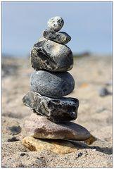 Stein auf Stein...