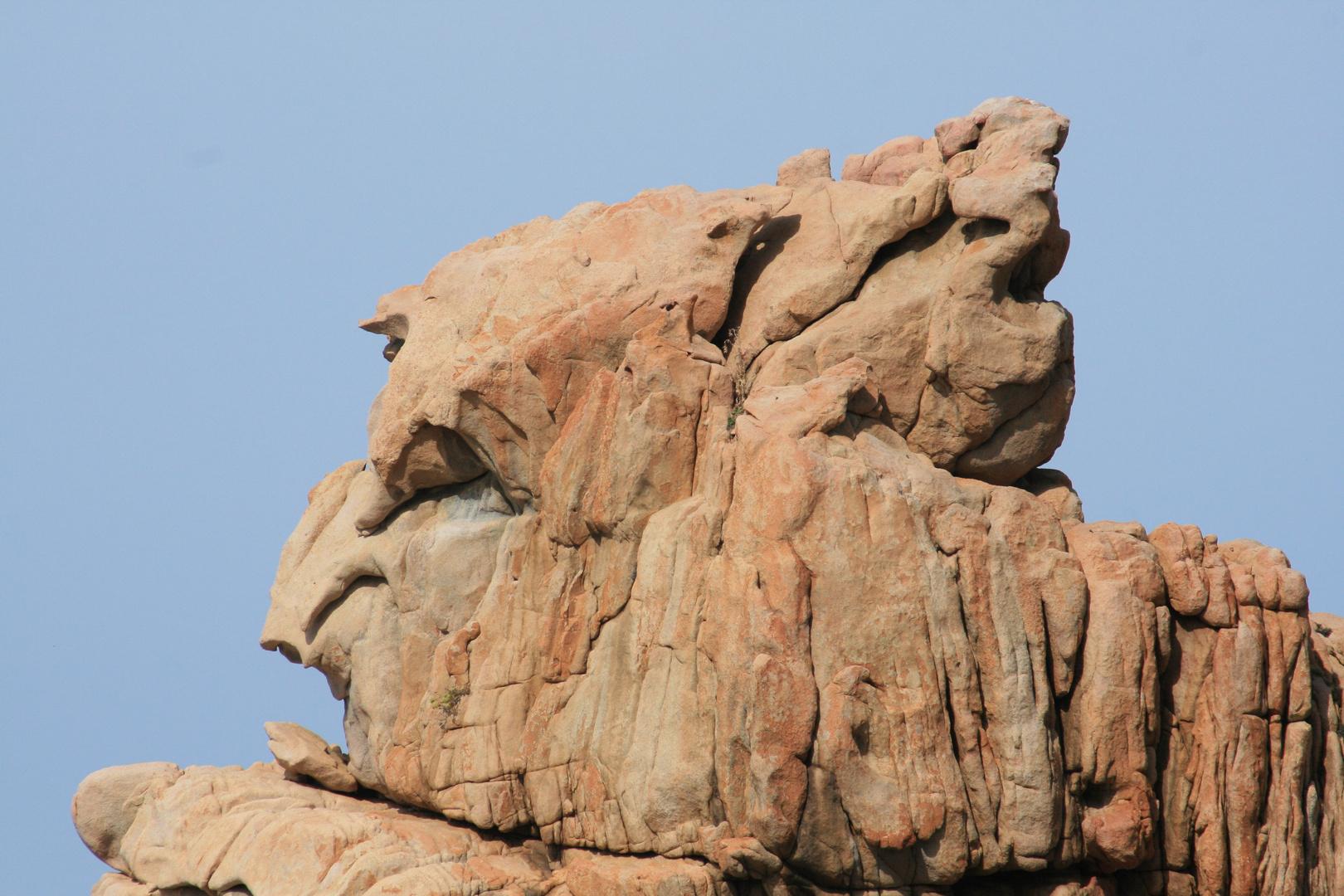 Stein oder doch .... ?