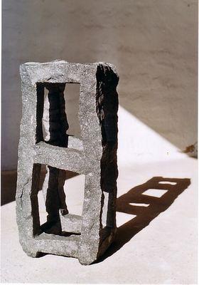 Stein Skulptur