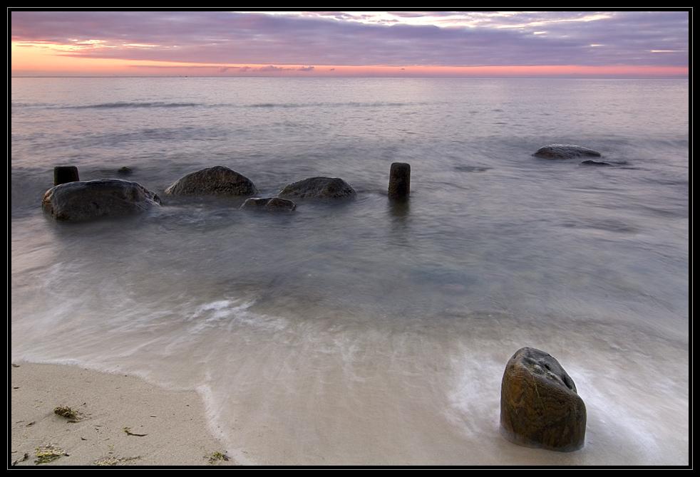 Stein und Wasser