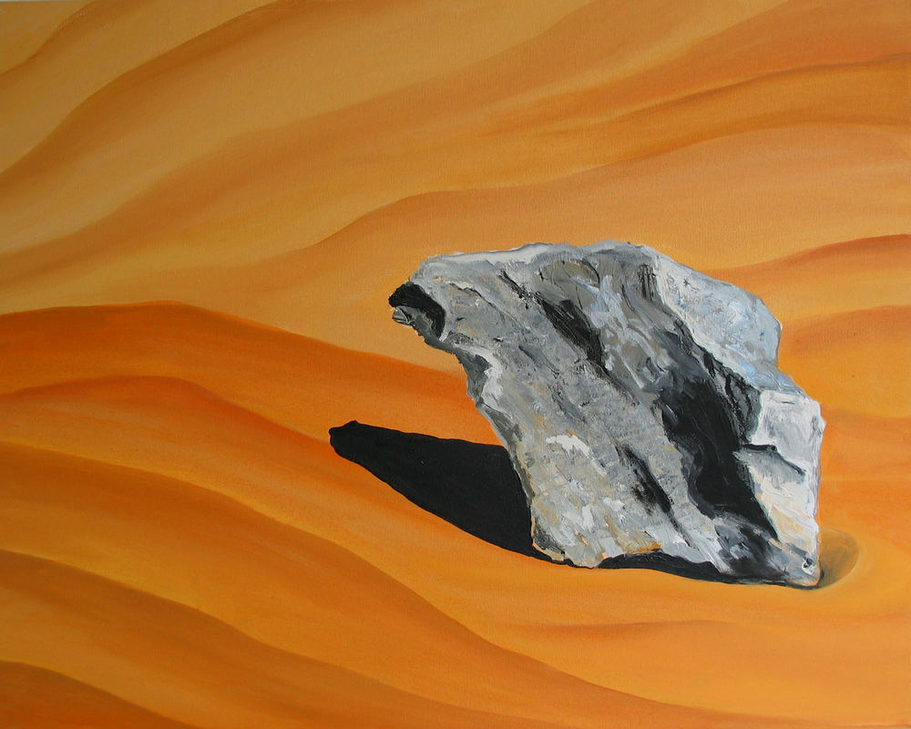 Stein zu Sand