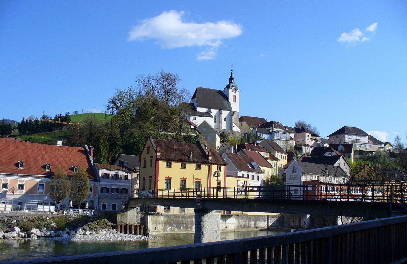 Steinbach an der Steyr