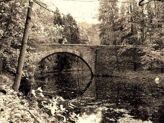 Steinbogenbrücke Wolkenstein (Erzgeb.)