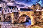 Steinbrücke über den Elbach in Hadamar