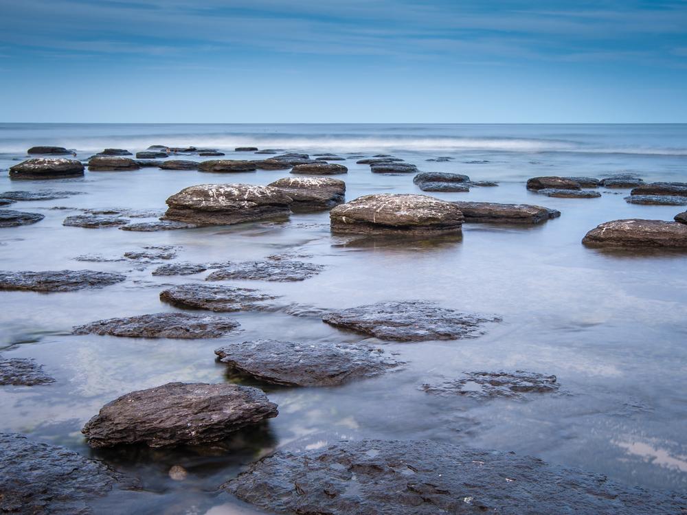 Steine am Strand (3)