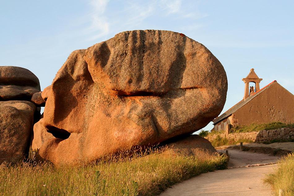 Steine bei Ploumanach (3)