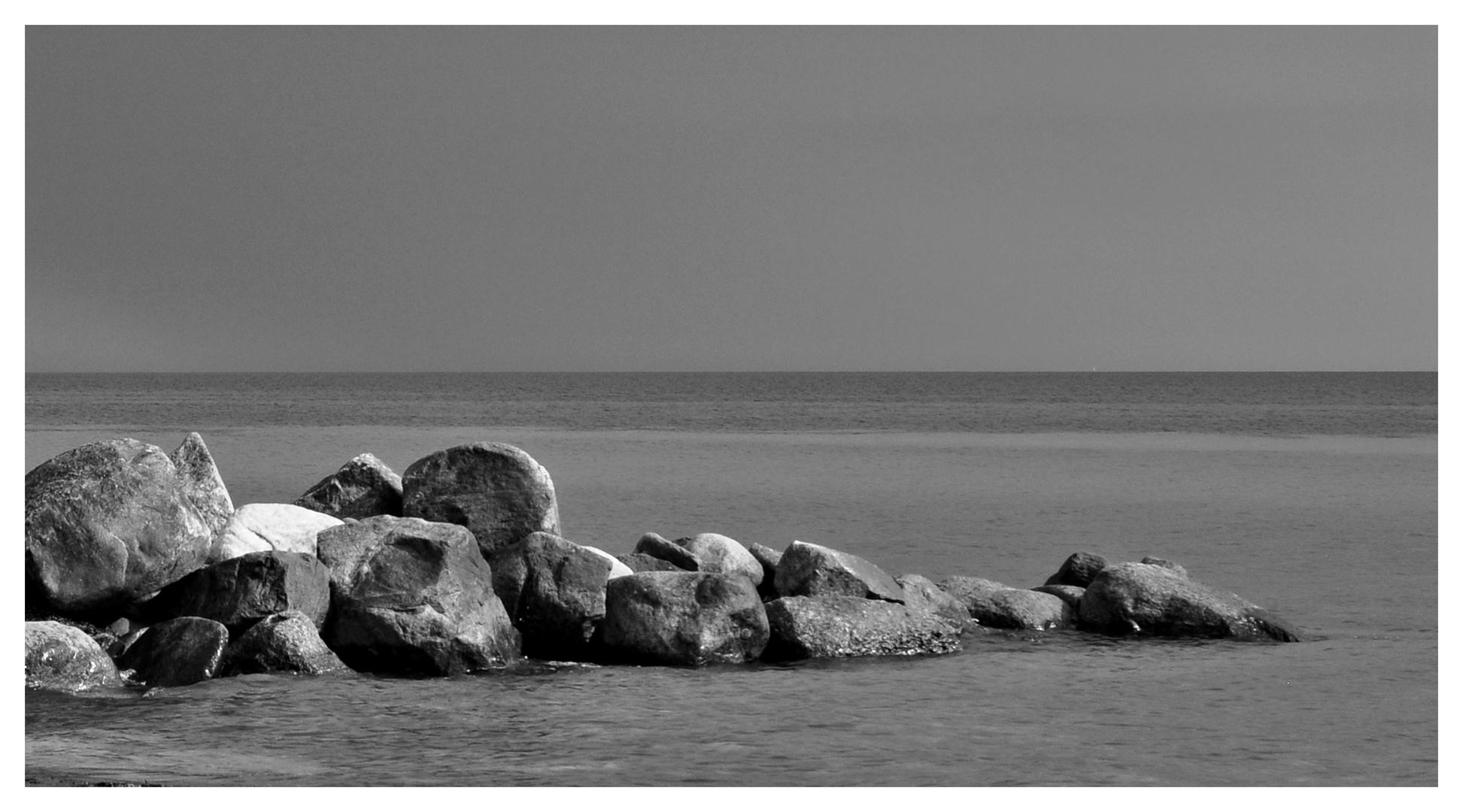 Steine der Ostsee