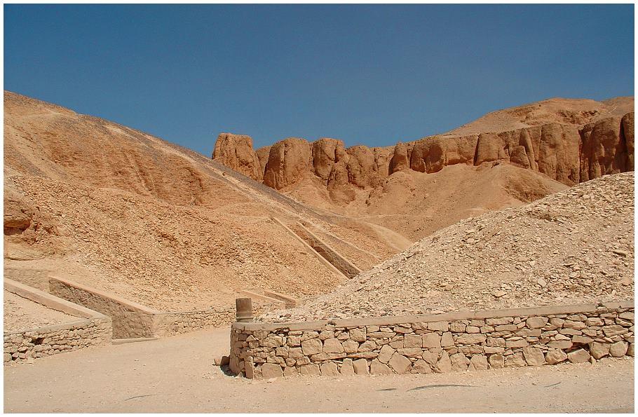 Steine, Sand und mehr ...