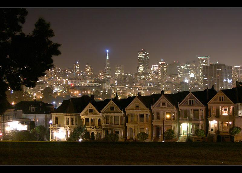 Steiner Street - San Francisco