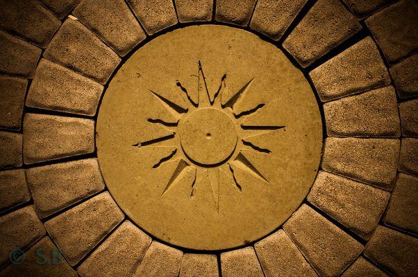 Steinerne Sonne