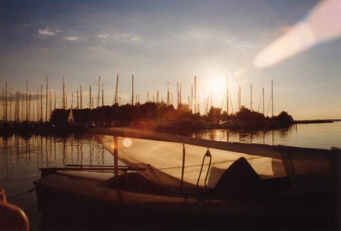 Steinhuder Meer am Morgen