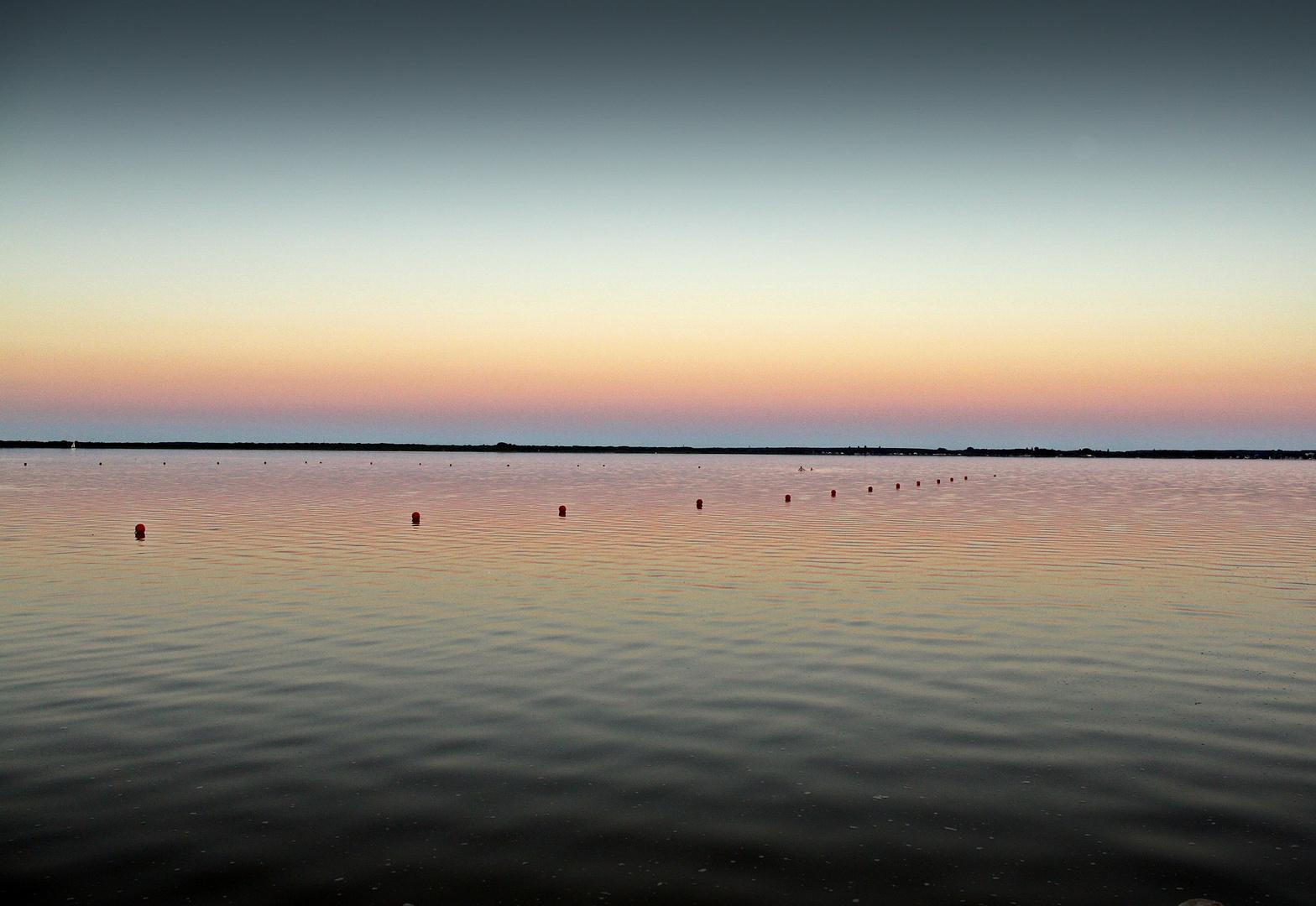 Steinhuder- Meer mit Sicht aufs Meer