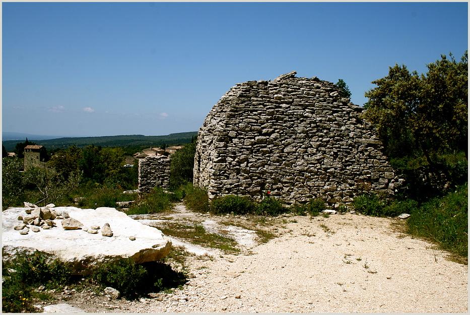 Steinhütte (Borie) bei Gordes