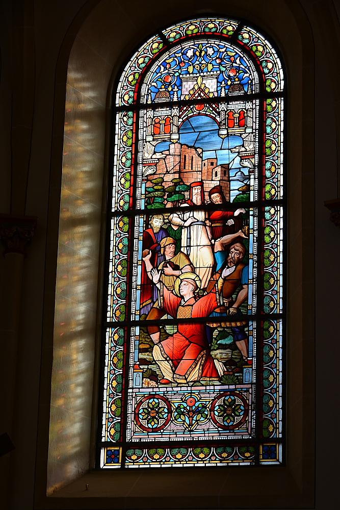 Steinigung des Hl.Stephanus