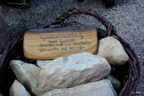 ~~~ Steinigungssteine ~~~