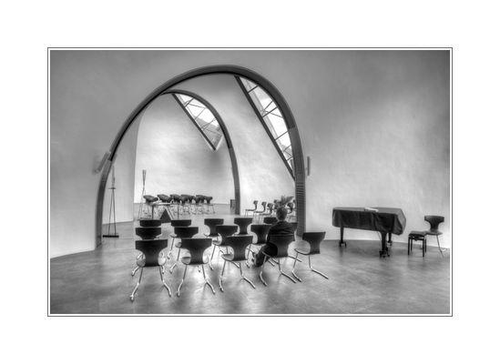 Steinkirche Cazis inside