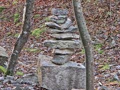 Steinkunst im Steinbruch 2