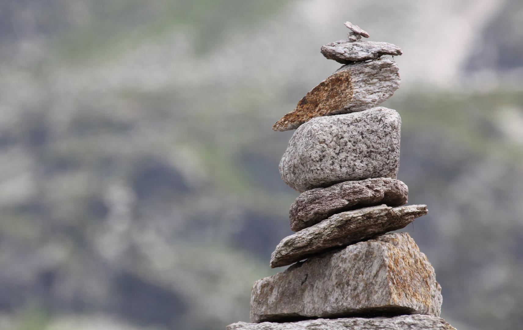 Steinmänchen