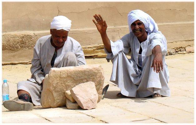 steinmetz in hurghada ( reload )