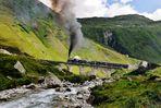 """"""" Steinstafel-Viadukt """" in Summer"""