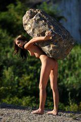 steinträgerin