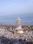 SteinTurm an der Ostsee