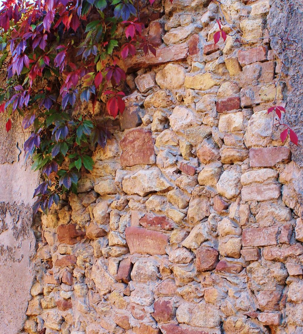 Steinwand Fotos & Bilder auf fotocommunity